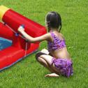 Noleggio Gonfiabile Acquatico Salta e Splash da usare con e senza acqua