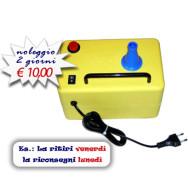 Gonfiatore-Soffiatore elettrico per palloncini