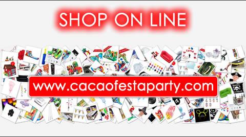 Vendita on line giochi gonfiabili e accessori festa, cerimonie, compleanni, anniversari, matrimoni