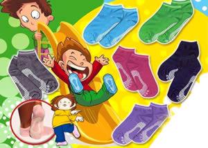Clicca qui per selezionare il numero di calzini azzurri o rosa