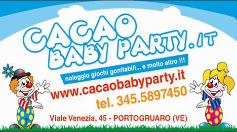 Portale dedicato al noleggio giochi gonfiabili per bambini con spedizione e ritiro in tutta Italia