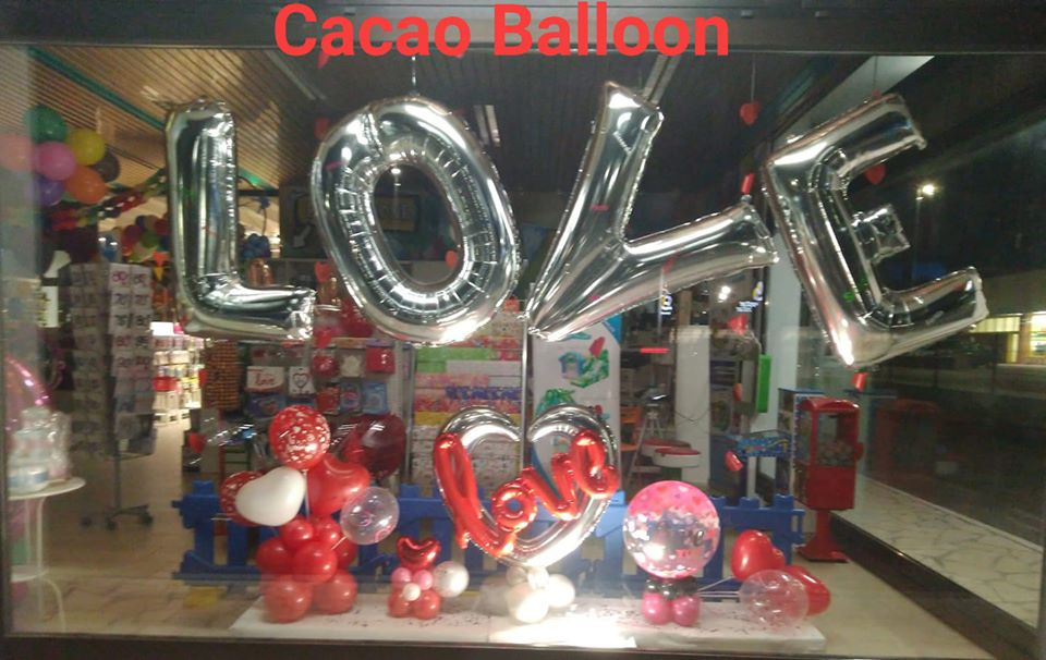 palloncini amore - San Valentino
