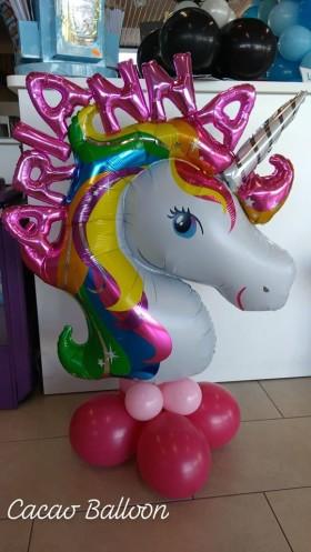 palloncini unicorno