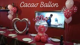 palloncini compleanno composizioni