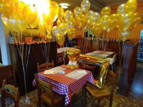palloncini attività commerciali - 50 anni di attività