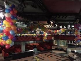 palloncini attività commerciali - carnevale palmariva