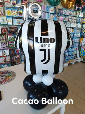 palloncini compleanno - 70 anni juventus