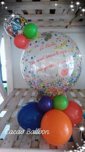 palloncini festa del papà