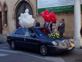 palloncini matrimonio cuori elio