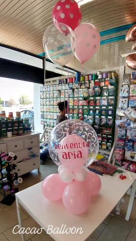palloncini nascita con nome di bimba 2