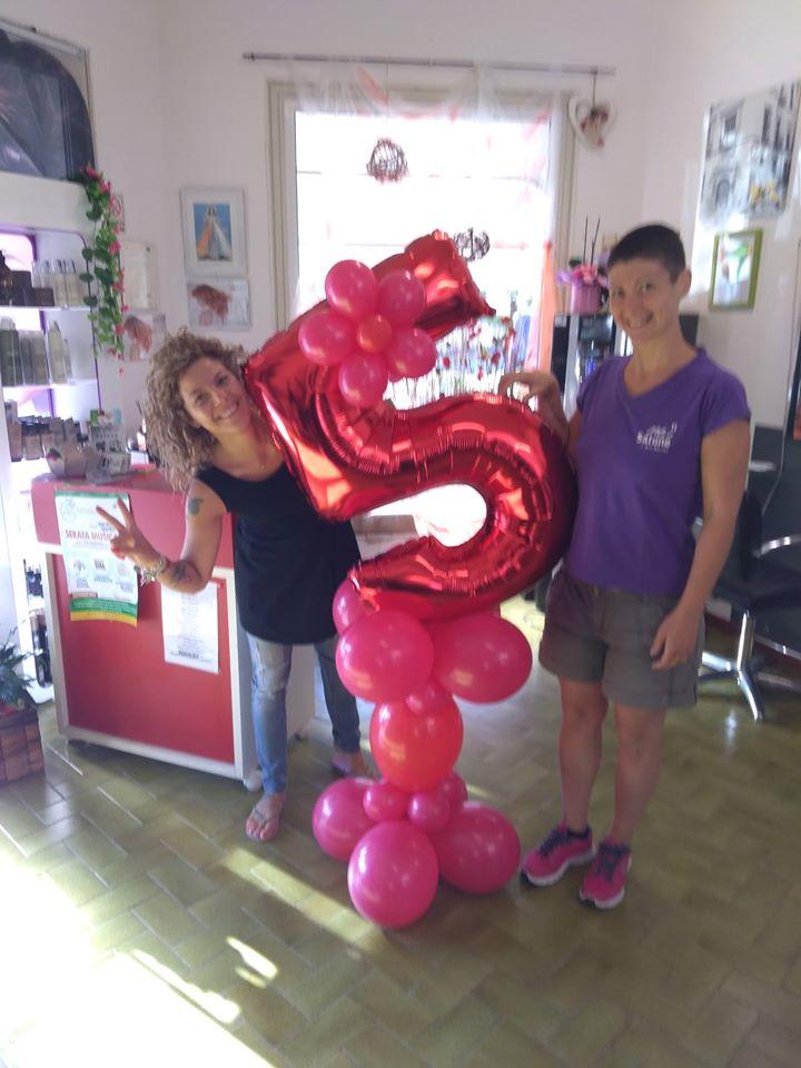 palloncini per attività commerciale