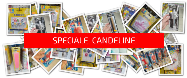 speciale candeline